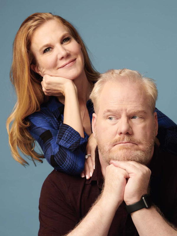 Watch Sunday Morning: Jim and Jeannie Gaffigan: Finding